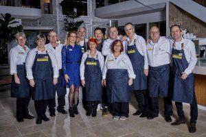 deelnemers van Restaurant Misverstand