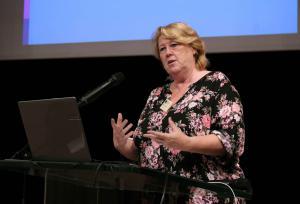 wethouder Marianne Smitsmans